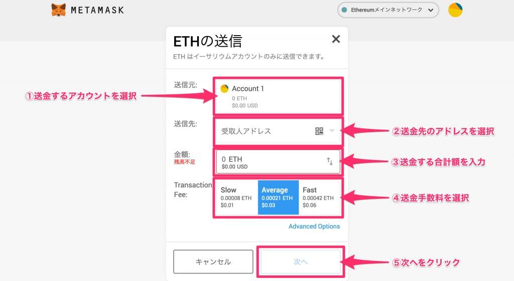 metamask transaction2